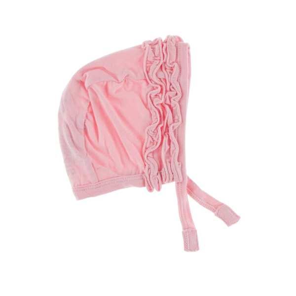 KicKee Pants Lotus Ruffle Bonnet
