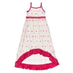 KicKee Pants Natural Ice Cream Shop Hi Lo Maxi Dress