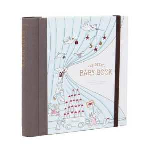 Le Petit Baby Milestone Book