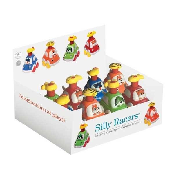 Manhattan Toy Company Silly Racers