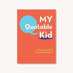 My Quotable Kid Book