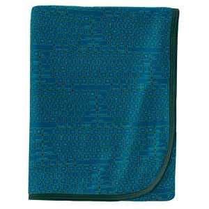 KicKee Pants Pine Keyboard Swaddle Blanket