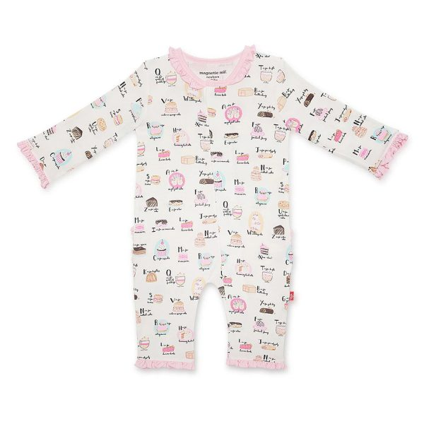 Magnetic Me Cake My Day Coverall