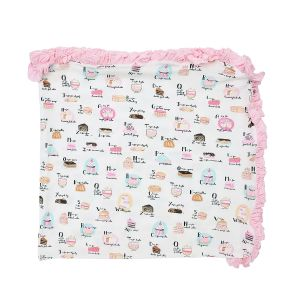 Magnetic Me Cake My Day Swaddle Blanket