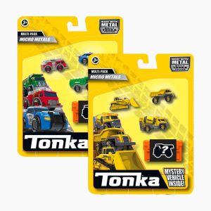 Schylling Tonka Micro Metals Single Pack