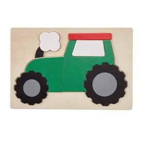 Mud Pie Puzzle - Tractor
