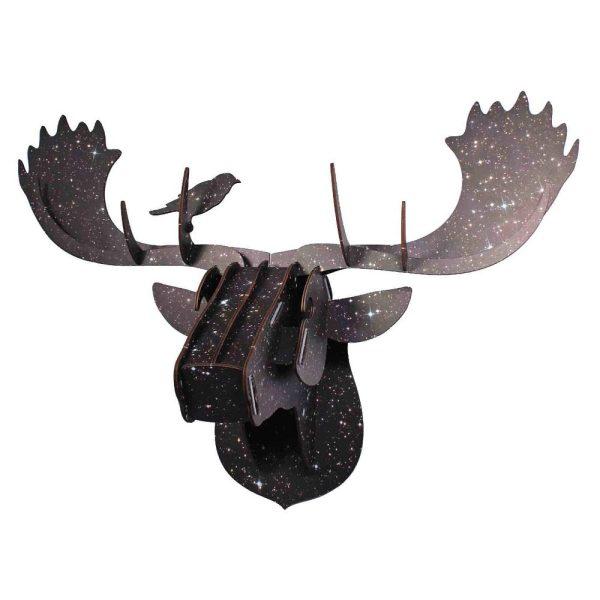 Streamline Puzzle Plaque - Stellar Moose