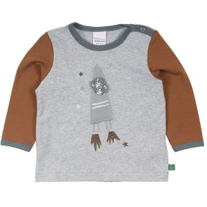 Fred's World Astronaut T-shirt with Long Sleeves