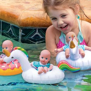 Adora SplashTime BabyTots - Magical Unicorn