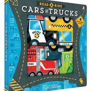 Read & Ride: Cars and Trucks