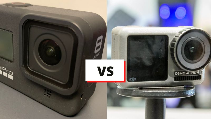 DJI Osmo Action vs GoPro Hero 8: Which Is The Best Action Camera?