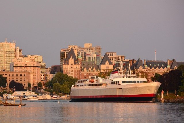 Victoria Bc in 48 hours