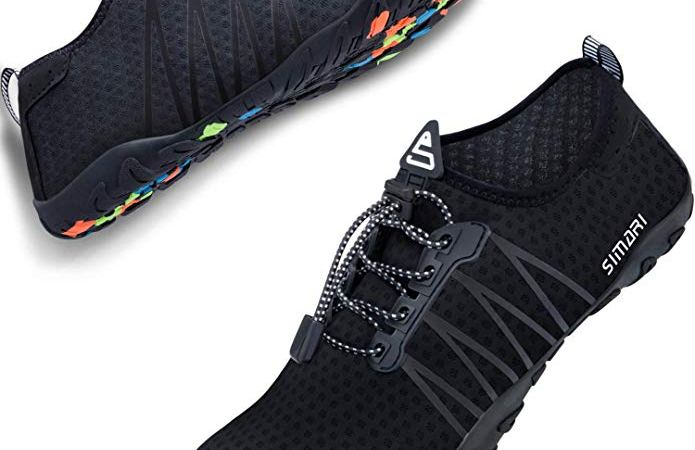 SIMARI Mens Womens Water Shoes