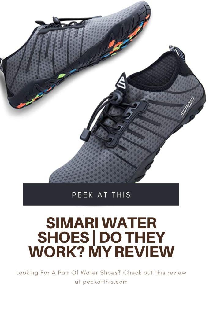 Simari Water Shoes