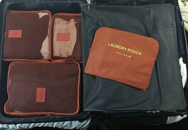 Packing Organizers - The Secret Weapon To Packing Light For Travel
