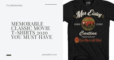 Memorable Classic Movie T-Shirts 2020 You Must Have