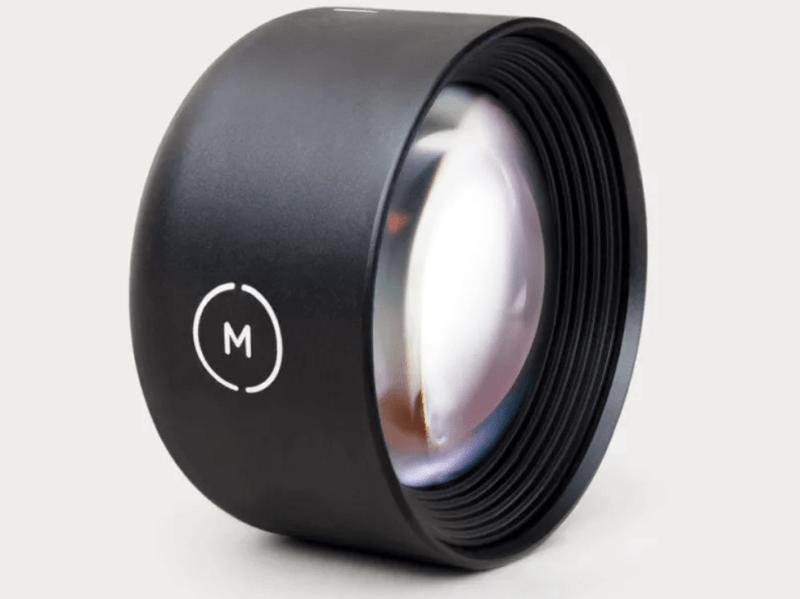 Moment Tele 58mm Lens Moment smartphone gear