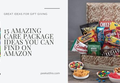 15 Amazing Care Package Ideas You Can Find On Amazon