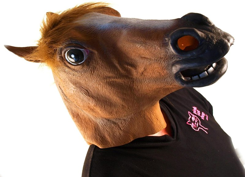 Accoutrements Horse Head Mask - Amazon reviews
