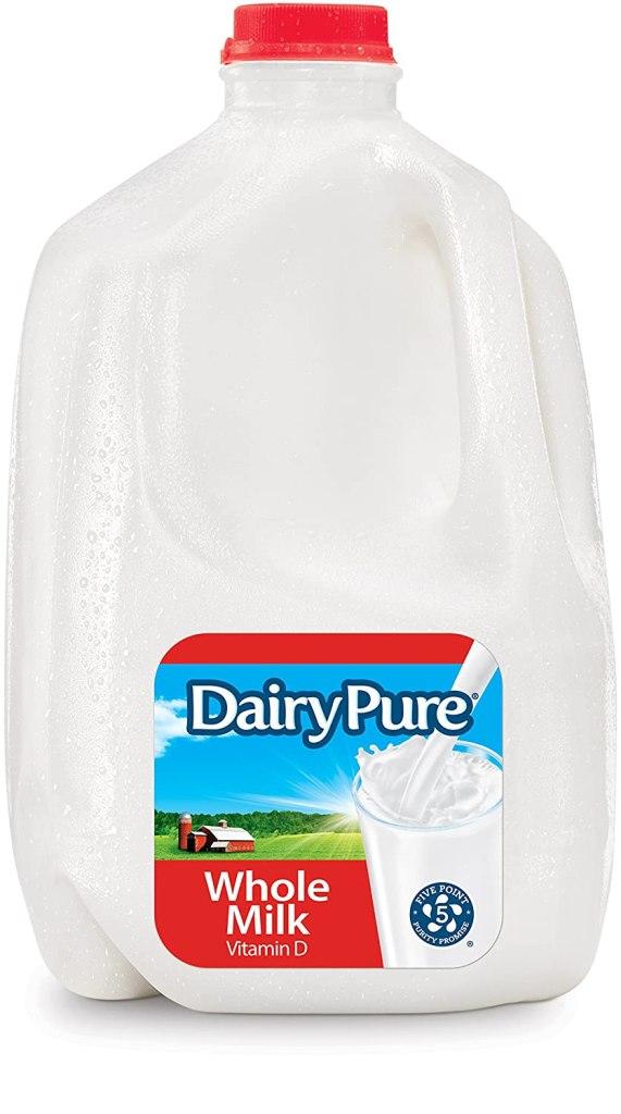 Tuscan Dairy Whole Vitamin D Milk, Gallon, 128 oz - amazon reviews