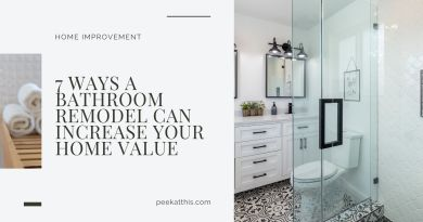 7 Ways A Bathroom Remodel Can Increase Your Home Value
