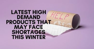 Latest high Demand Products That May Face Shortages This Winter