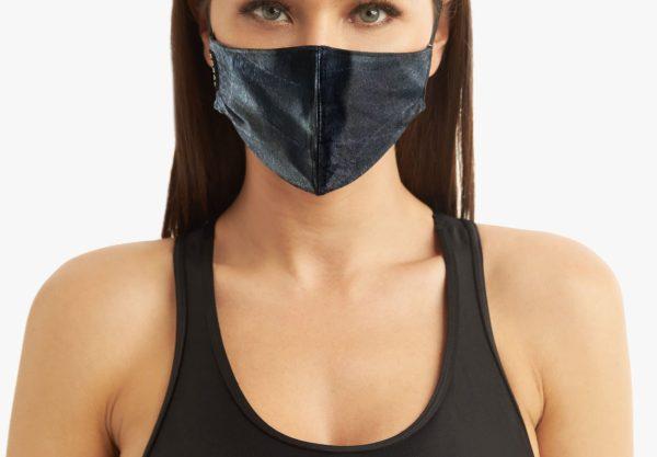 Navy Cayman Face mask