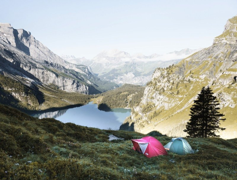 Camping gear list for non summer months