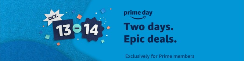 Amazon Prime Day, Amazon's yearly deals bonanza for Prime members, is now just two weeks away and it's never too early to start pulling together your wish list. Last year's mid-July event yielded some of the best prices we saw during all of 2019, and we expect to see the same quality of deals this year on October 13 and 14. Here's a quick primer (see what we did there?) on what you can expect for Prime Day 2020.