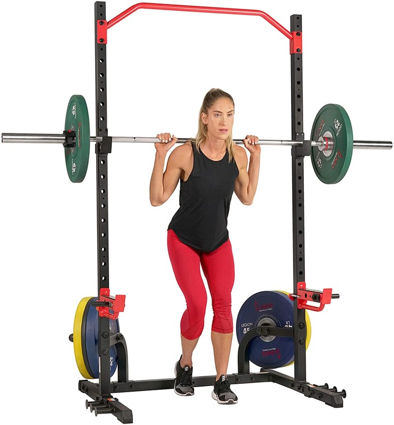Sunny fitness home gym under 500 dollars