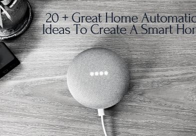 20 + Great Home Automation Ideas To Create A Smart Home
