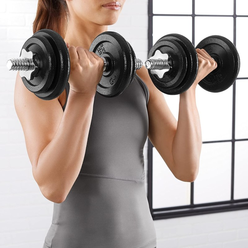 Best Dumbbells To Use In Your Home Gym 2021 1
