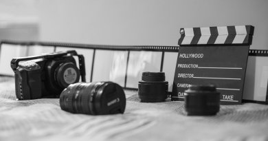 5 Best 4k Filmmaking Cameras Under 1000 Dollars