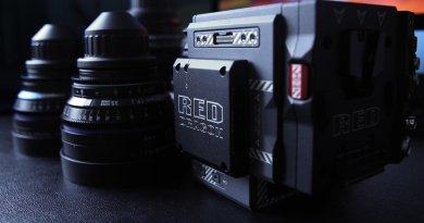 netflix cameras