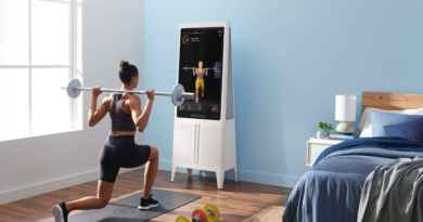 smart home fitness
