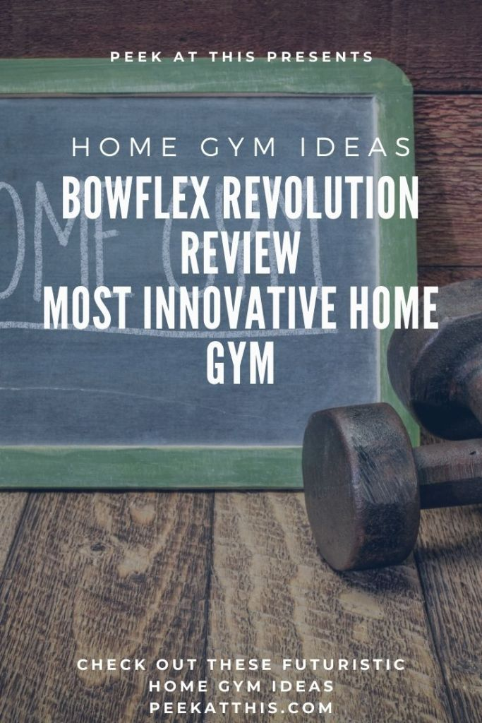 Bowflex Revolution Review Most Innovative Home Gym