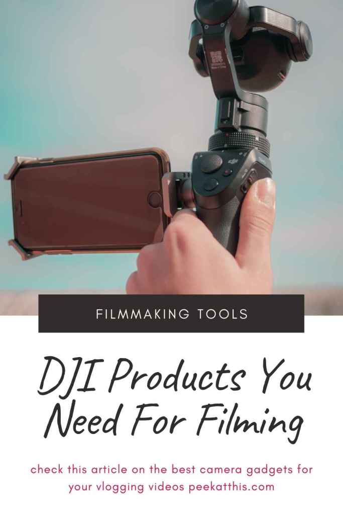 3 Awesome Dji Products Filmmakers Should Have In Their Filmmaking Kit 2