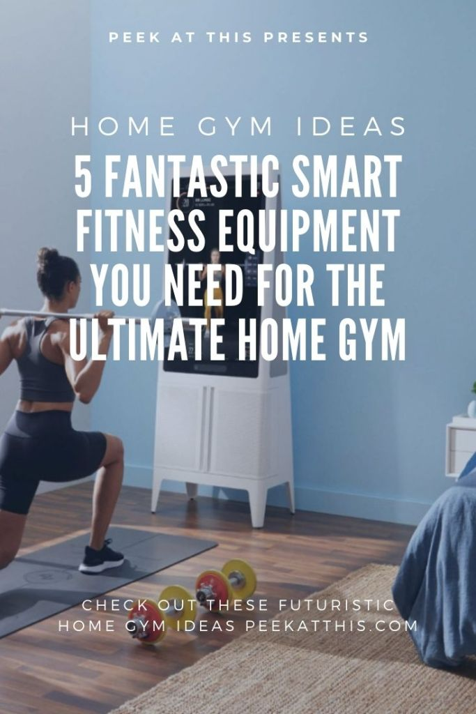 best-smart-home-fitness-equipment-for-home-gym