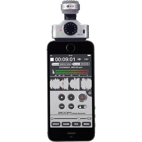 iPhone microphones
