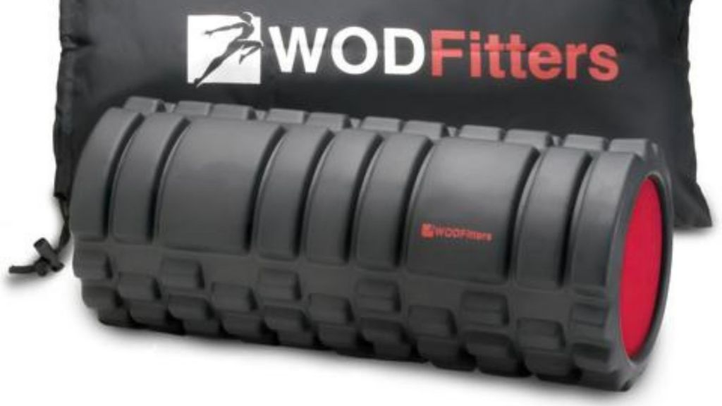 WODFitters Foam Roller for Trigger Point Massage and Recovery