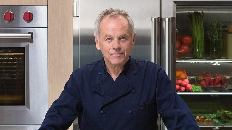 Wolfgang Puck Teaches Cooking
