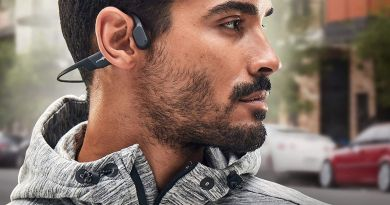 Bone conduction headphones