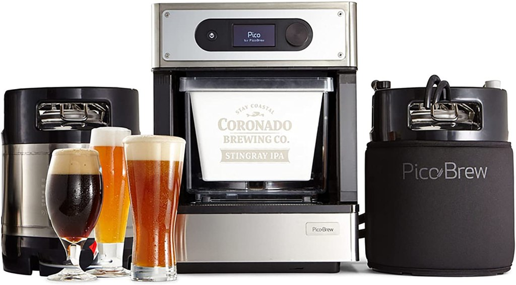 Craft Beer Brewing Appliance