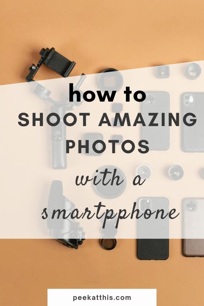 Want to Take Better Smartphone Photos? Try These 10 Tips and tricks to help you take better smartphone photos.