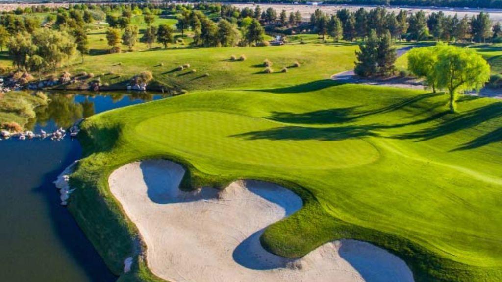 Palm Springs golf