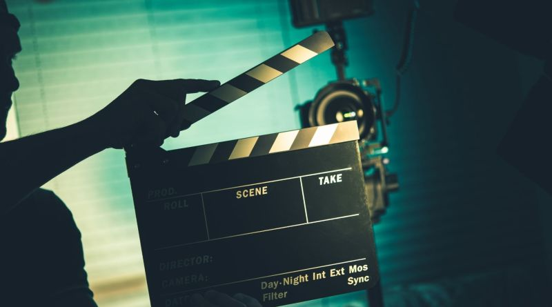 The production stage is where the scenes are shot, and most of the work takes place.