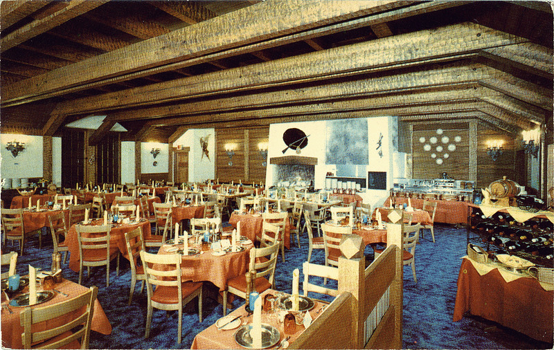 dining room chairs canada chair covers for sale in johannesburg postcard 1035: alex wilson publications limited, [the fort garry hotel. winnipeg, man. the ...