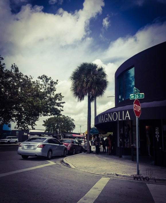 Wynwood Miami 2017 magnolia entree
