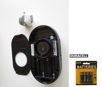 Hidden front door security camera | PeepHole Viewer