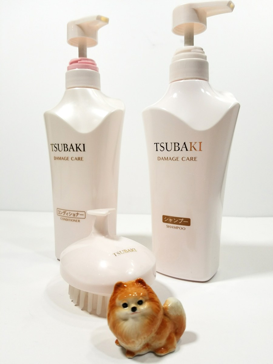 Weekly Dud: Tsubaki Damage Care Shampoo & Conditioner